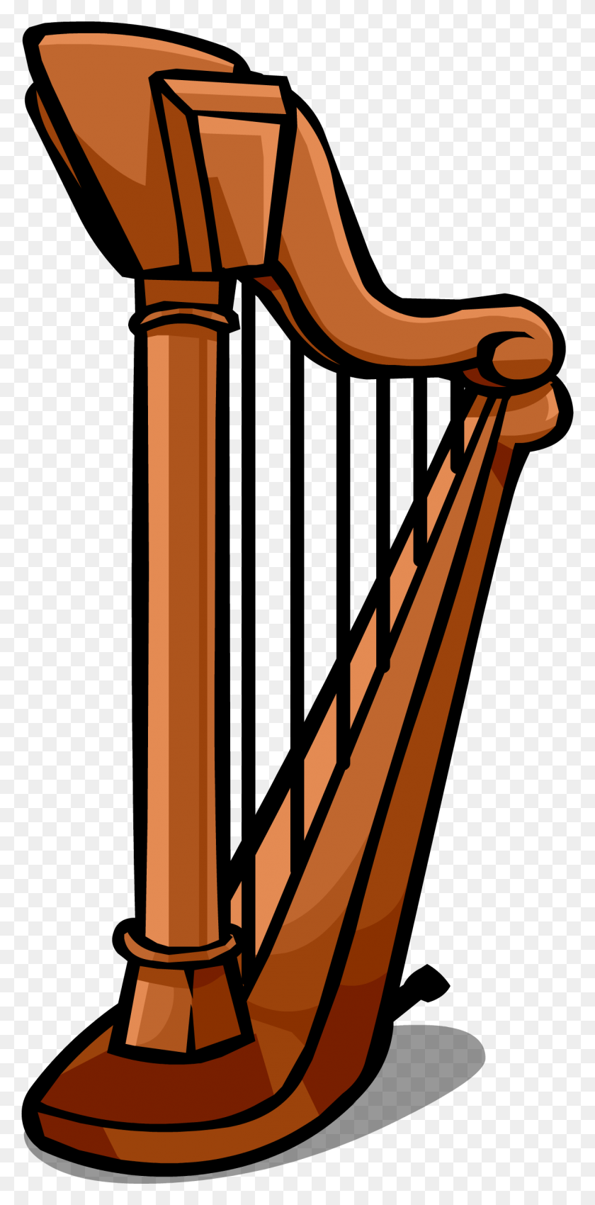 Image - Harp PNG