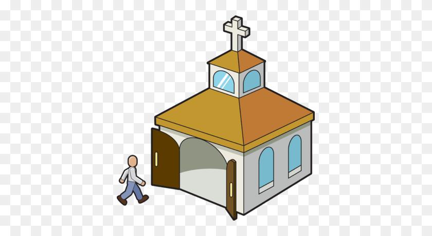 Image Going To Church Church Clip Art - Near Clipart