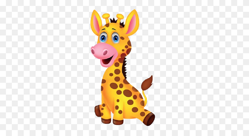 Image Of Baby Giraffe Clipart Giraffe Clip Art Giraffe - Toys Clipart