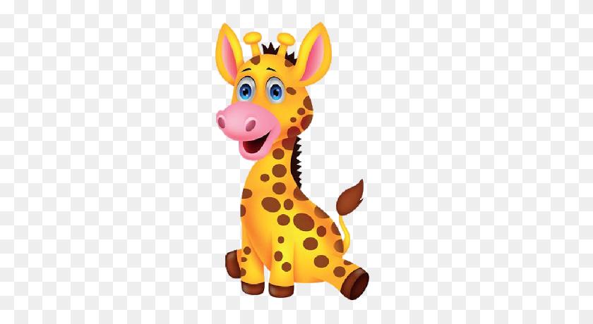 Image Of Baby Giraffe Clipart Giraffe Clip Art Giraffe - Jirafa Clipart