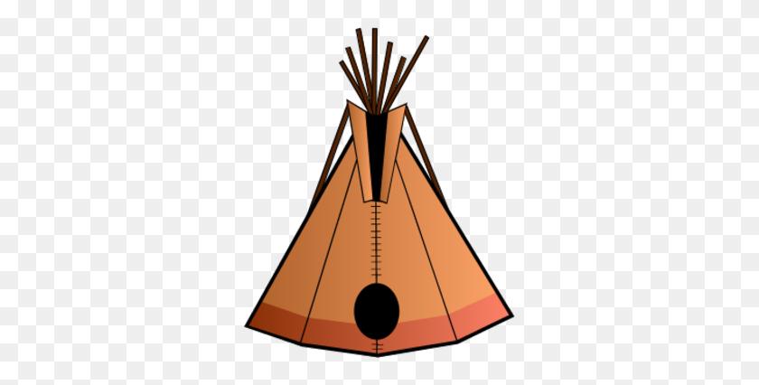 Image Of Clip Art Tents Indian Tent Vector Clip Art - Indian Girl Clipart
