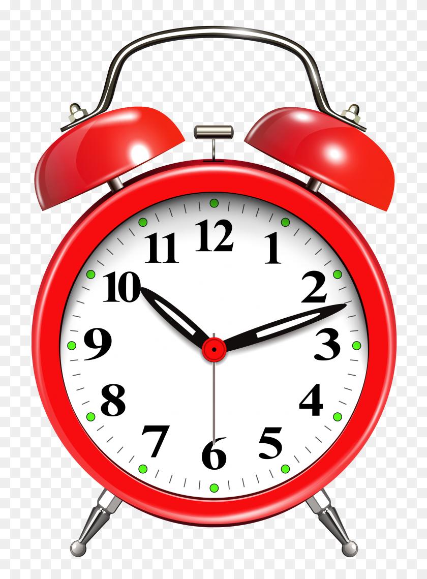 Image Of Clock Clipart Alarm Clock Red Clip Art - O Clipart