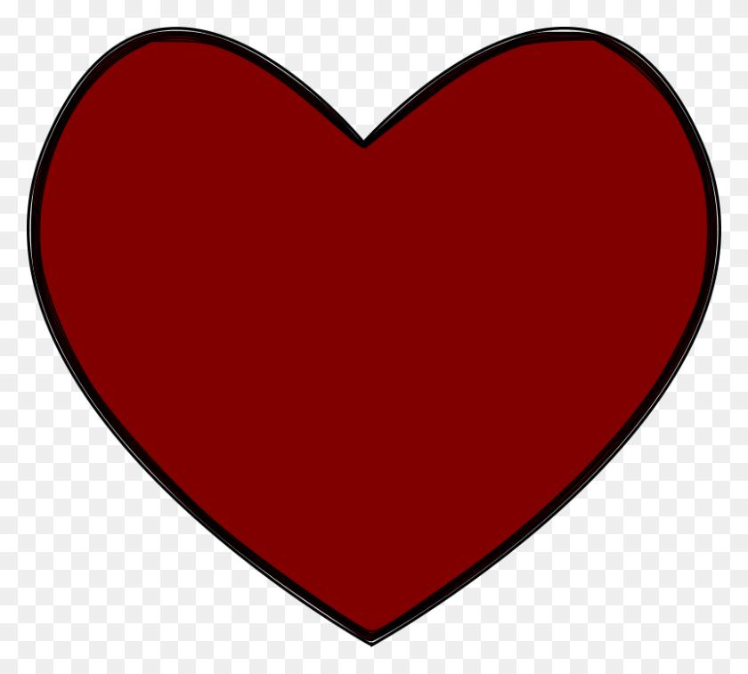 800x715 Image Seo All Heart Clipart, Post - Bleeding Heart Clipart