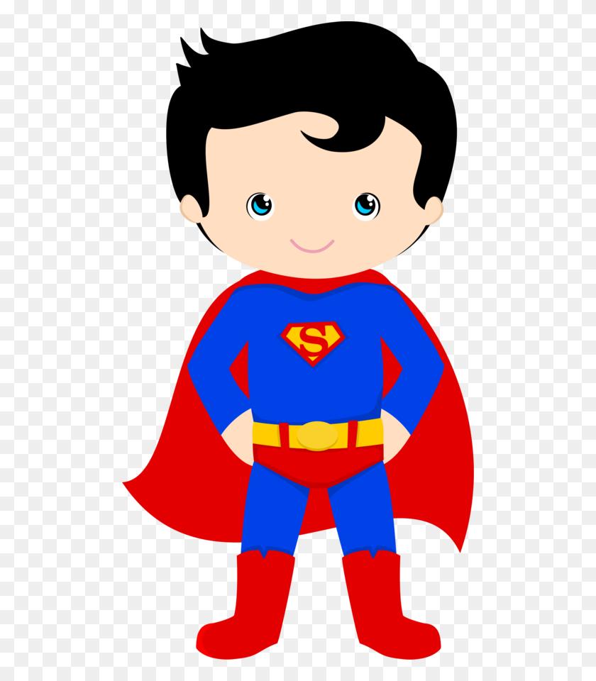 Imagenes Superhero, Superhero - Cute Superhero Clipart