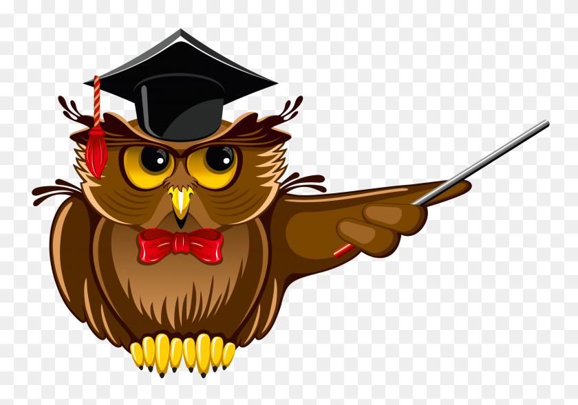Images For Gt School Owl Clipart Art Owls Owl - School Owl Clipart
