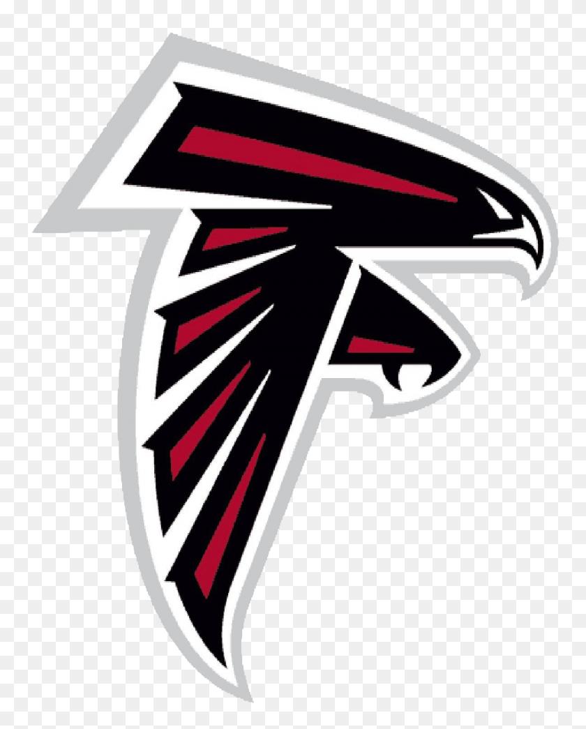Images Of The Atlanta Falcons Football Logos Atlanta Falcons - Nfl Football Helmet Clipart