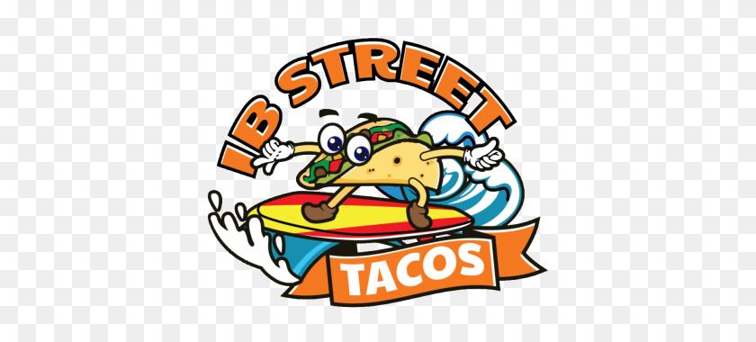 1920x789 Imperial Beach Street Tacos The Best Tacos On The Beach - Taco Tuesday Clipart