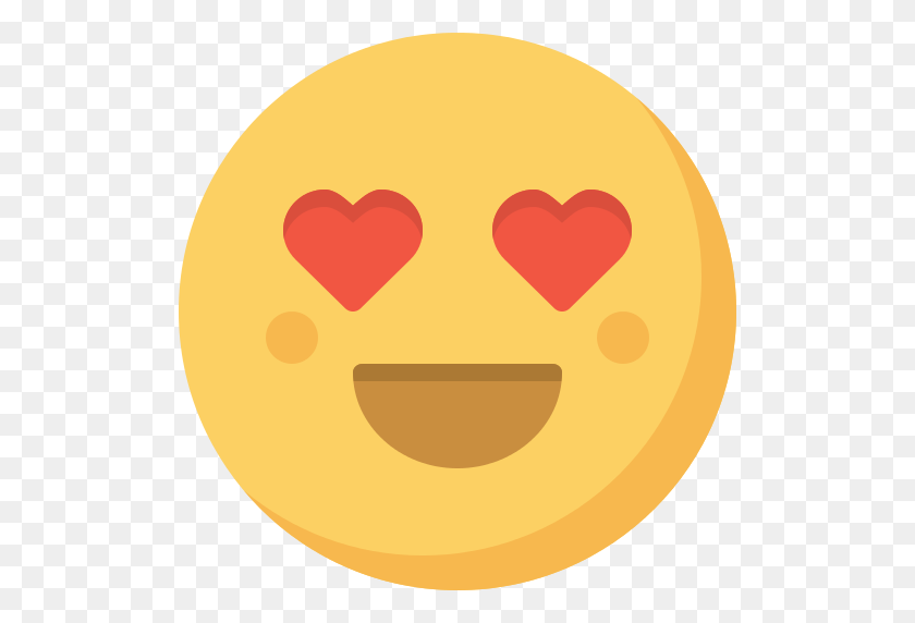 In Love Emoji Png Icon - Love Emoji PNG – Stunning free