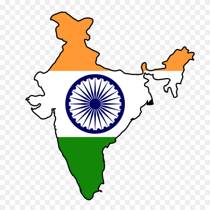 India Clip Art India Flag Map - India Clipart Free