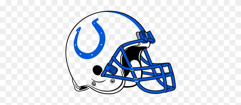 Indianapolis Colts Cliparts - Nfl Football Helmet Clipart