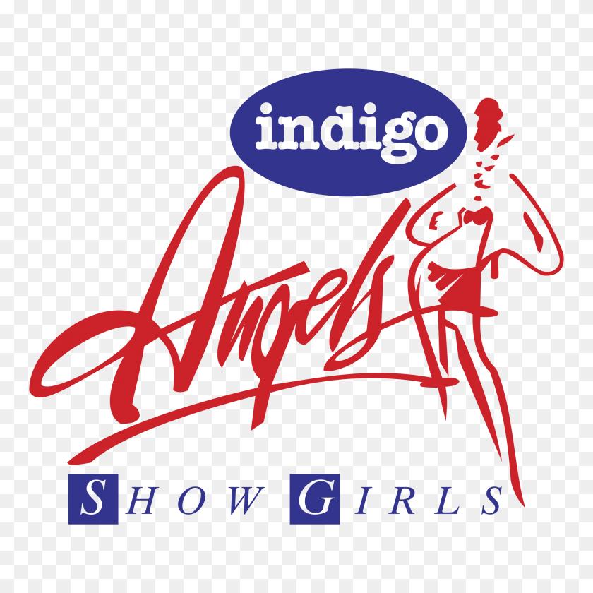 Indigo Angels Logo Png Transparent Vector - Angels Logo PNG