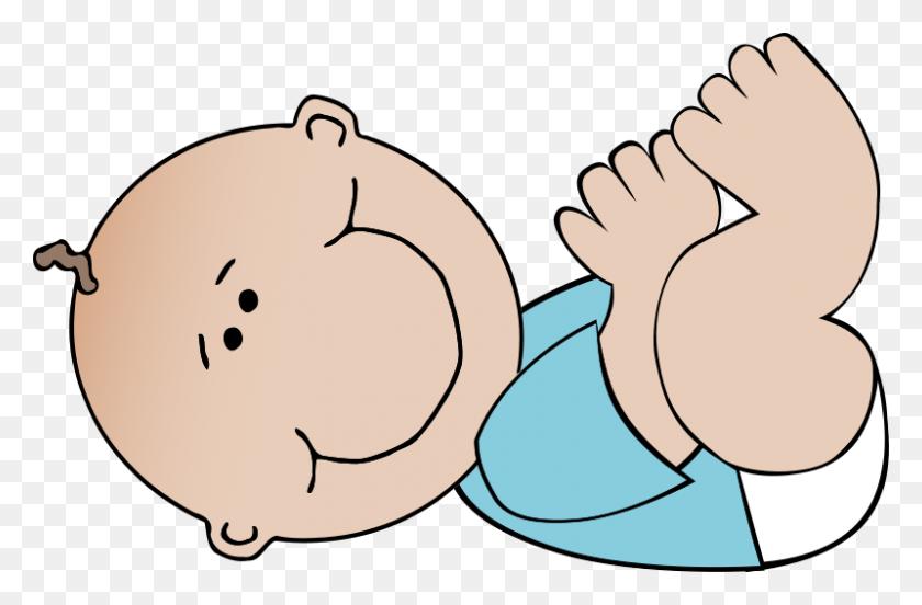 Infant Clip Art - Pacifier Clipart