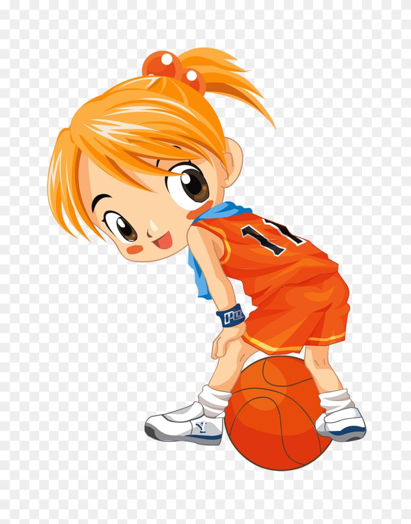 Infantiles Y Para Adolescentes Clip Art, Cards And Decoupage - Basketball Clipart Free Printable