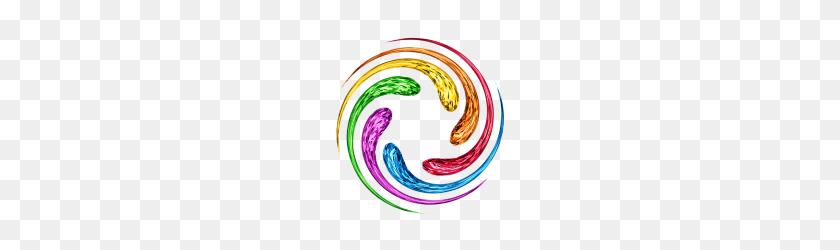 Infinity Spiral Infinity Stones Rainbow - Infinity Stones PNG