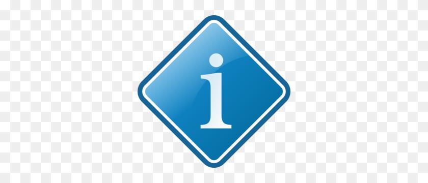 Information Symbol Clip Art - Runoff Clipart