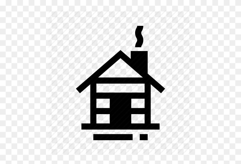 Inn Clipart Camp Cabin - Cabin Clipart Black And White