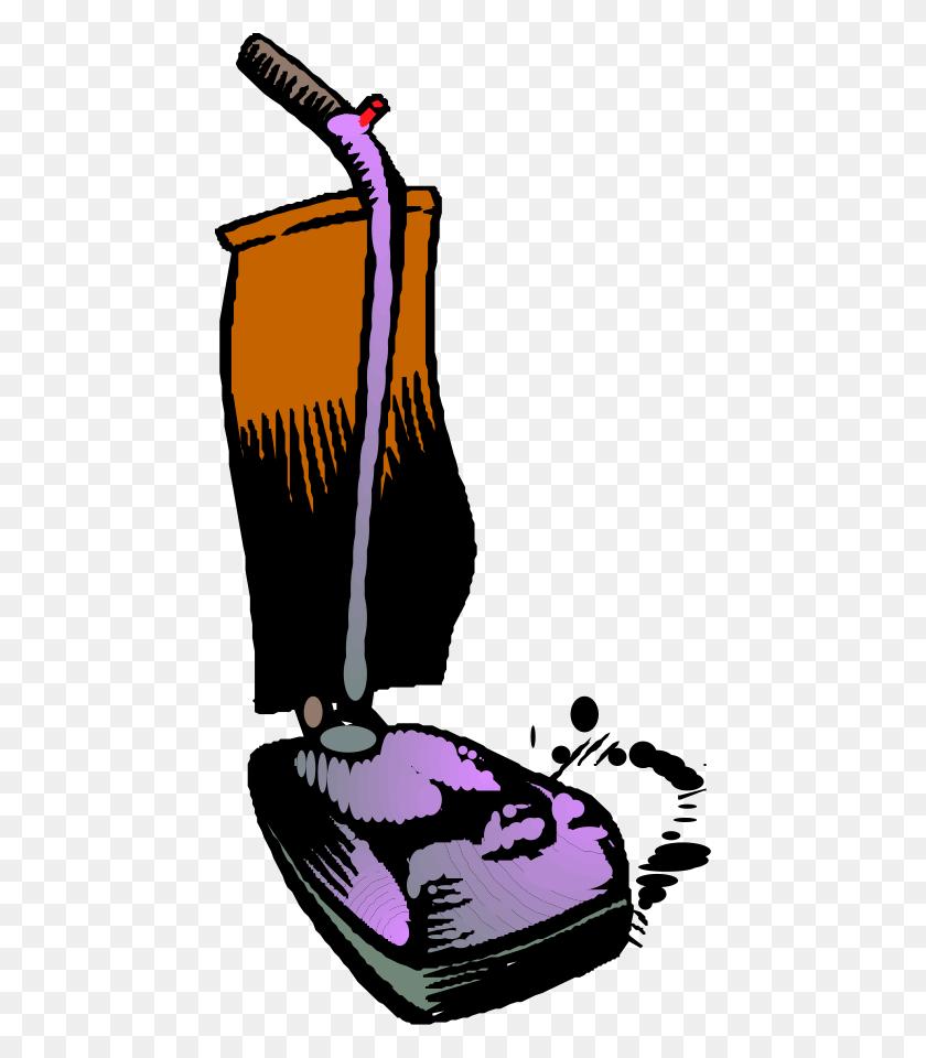 Insert Vacuum Clip Art - Mop Clipart
