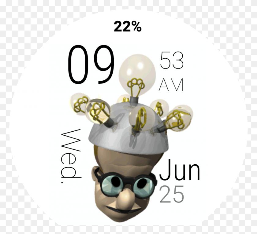 Inspector Gadget Iiii Smartwatch Face For Moto - Inspector Gadget PNG