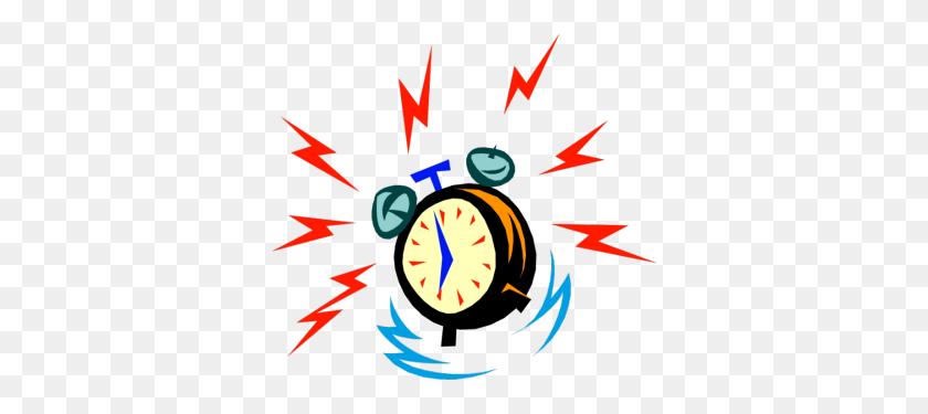 Red Alarm Clock Clipart Free PNG Image Illustoon