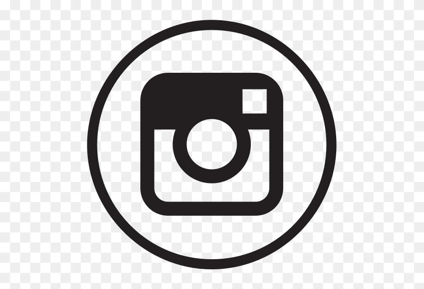 Instagram Logo, Icon, Instagram Gif, Transparent Png - White Instagram Logo PNG