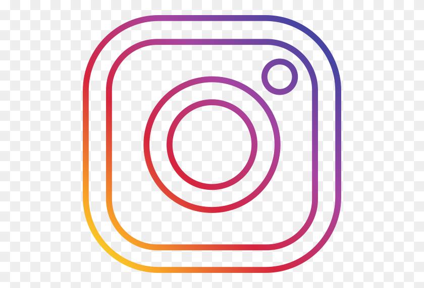 Instagram Logo, Icon, Instagram Gif, Transparent Png - Instagram Logo PNG Black