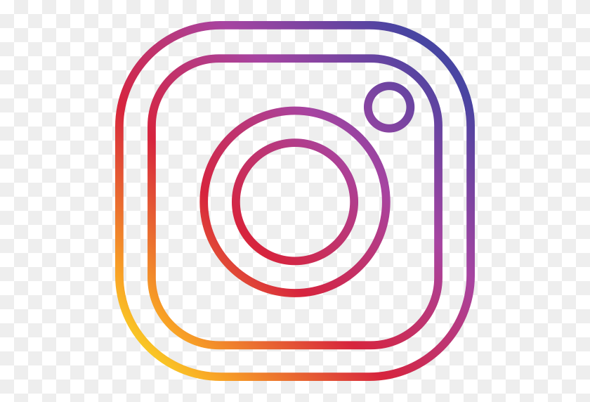 Instagram Icon Colorful - Instgram PNG – Stunning free