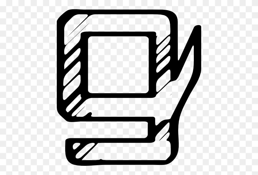 Instagram Sketch, Sketch, Logo, Instagram Sketched, Instagram Logo - Instagram Logo PNG Black