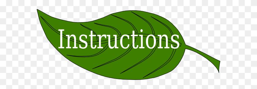Instructions Clip Art - Instructions Clipart