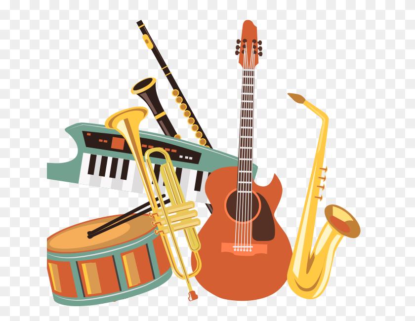 Instrument Clipart Music Lesson - Marimba Clipart