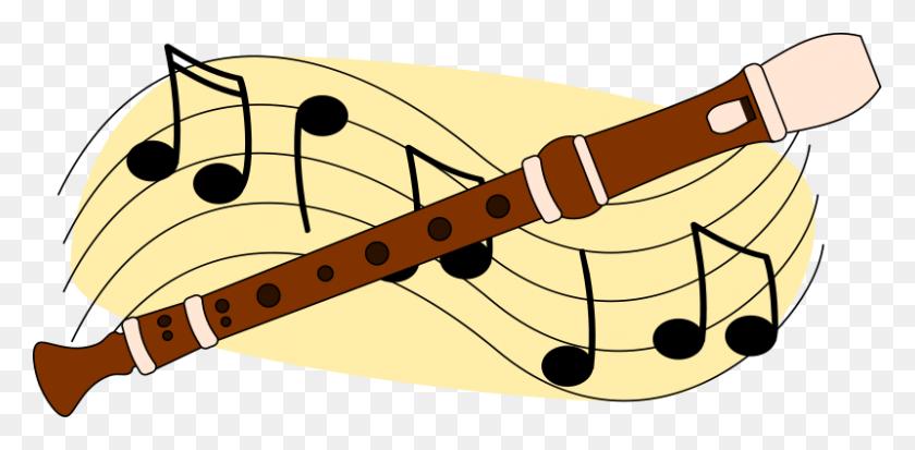 Instrument Clipart Woodwind Instrument - Baritone Clipart