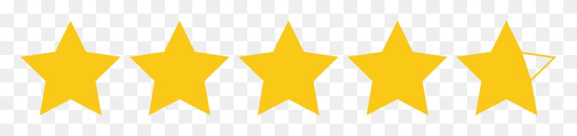 Intermediate Data Science Python - Yellow Stars PNG