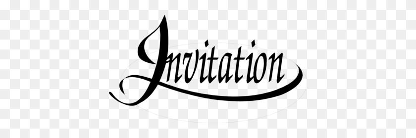 Invitation Clipart Bride Clipart Invitation Pencil And In Color - Mandm Clipart Black And White