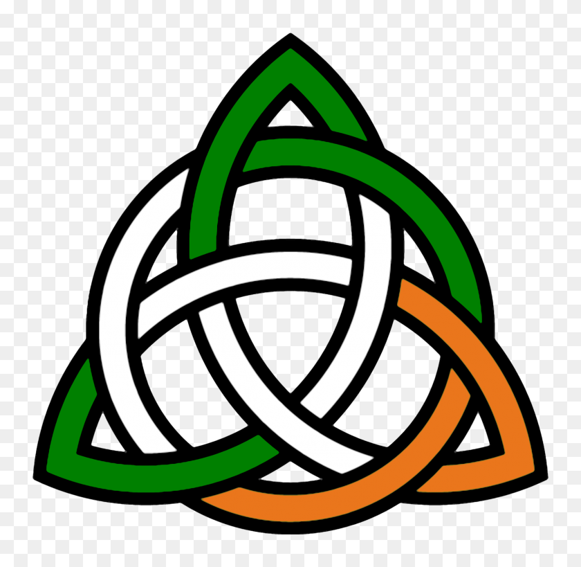 Ireland Clipart Celtic Knot - Celtic Knotwork Clipart