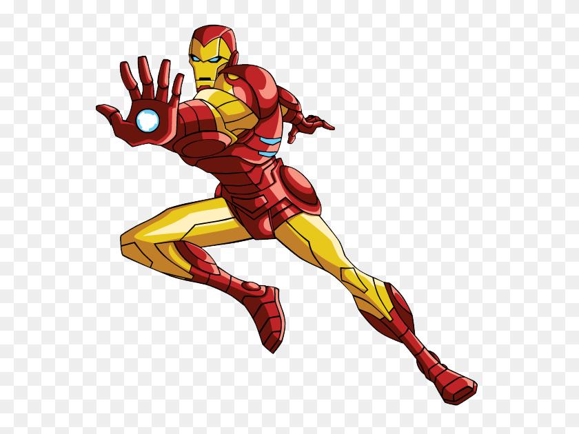 Iron Man Clipart Image Png - Iron Man Logo PNG