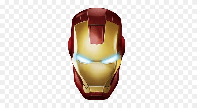 Iron Man Mask Transparent Png - Iron Man Logo PNG