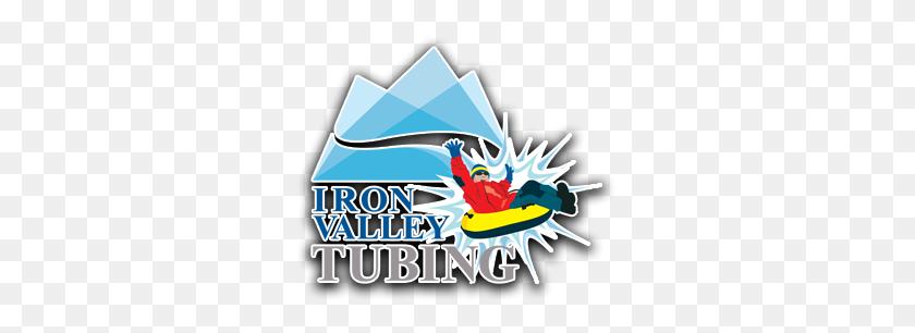 Iron Valley Tubing Lebanon, Pa Family Snow Tube Center - Snow Tubing Clip Art