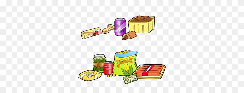 Italian Food Clipart - Italian Dinner Clipart