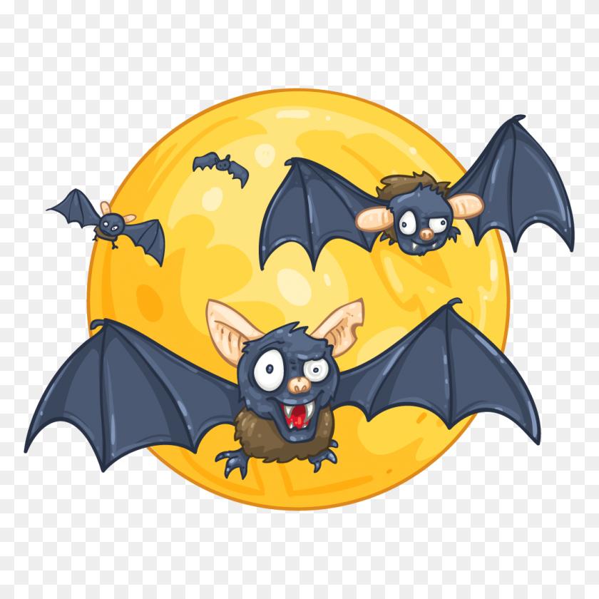 Item Detail - Vampire Bat Clipart