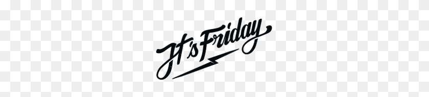 Its Friday Png Transparent Its Friday Images - Friday PNG
