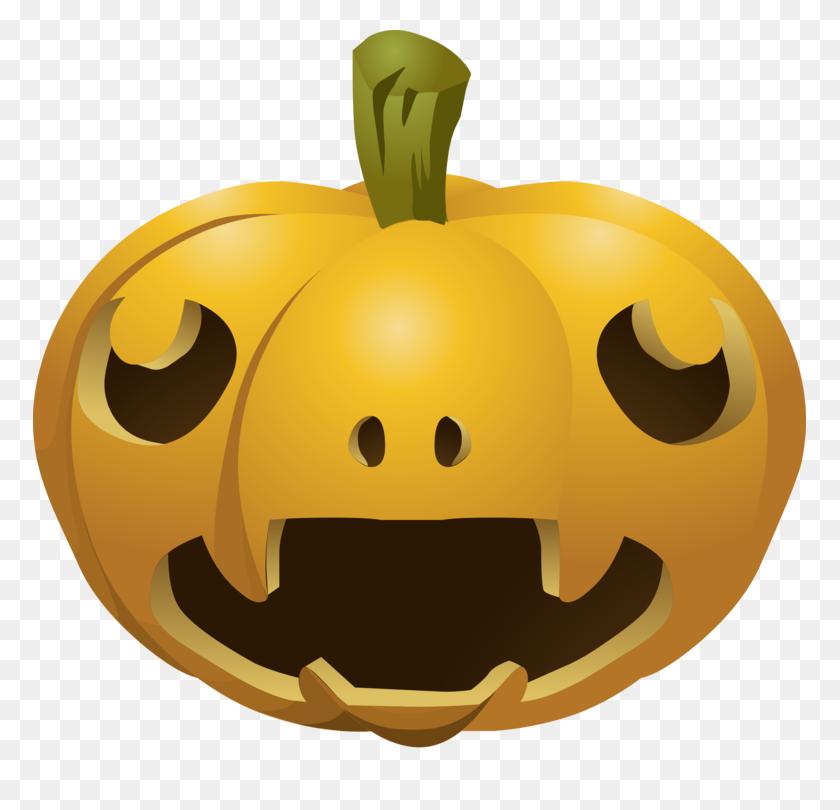 Jack O' Lantern Pumpkin Pie Cucurbita Maxima Big Pumpkin Free - Pumpkin Carving Clipart