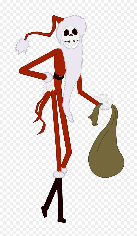 Jack Skellington - Nightmare Before Christmas PNG
