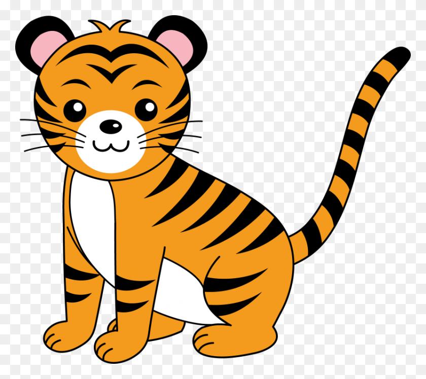 Jaguar Clipart Zoo Tiger - Jaguar Clipart