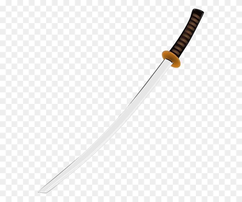 Japan Samurai Sword Png Image - Samurai Sword PNG