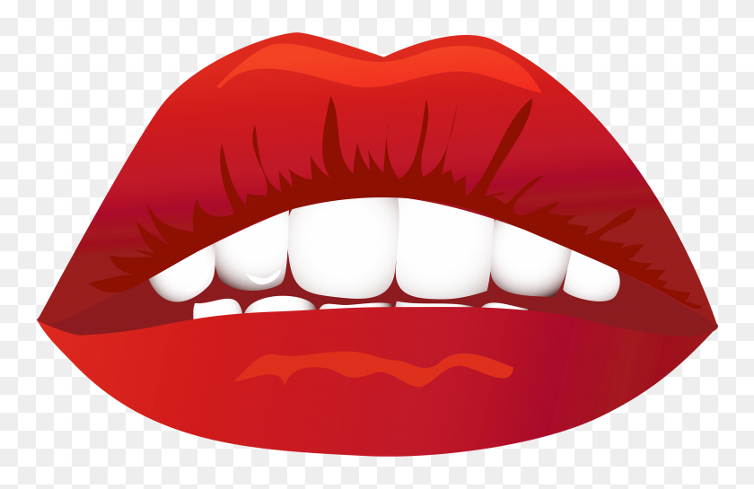 Jaw Lips Clipart, Explore Pictures - Shark Mouth Clipart