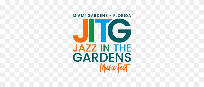 Jazz In The Gardens Jazz In The Gardens Brand - Jazz PNG