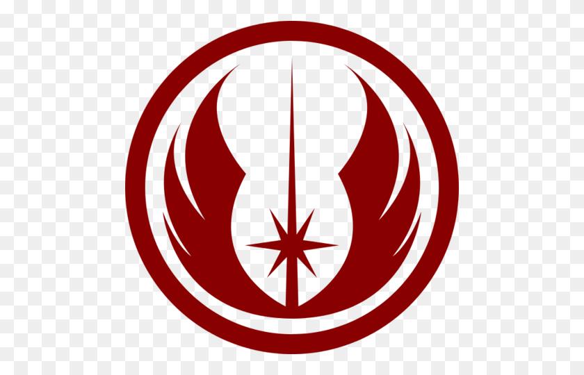 Jedi Order Jedi Star Wars, Clone Wars And Star - Star Wars Logo PNG