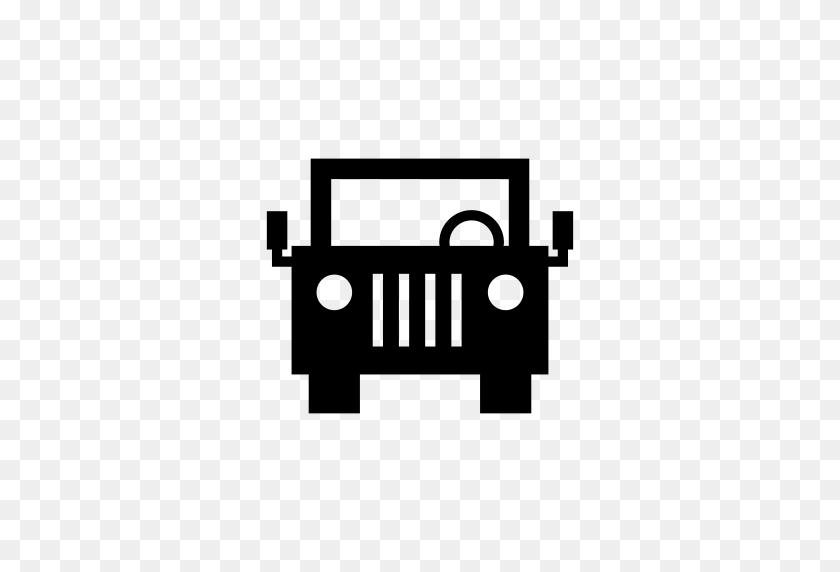 Jeep Jeep, Jeep, Transport Icon With Png And Vector Format - Jeep Logo PNG