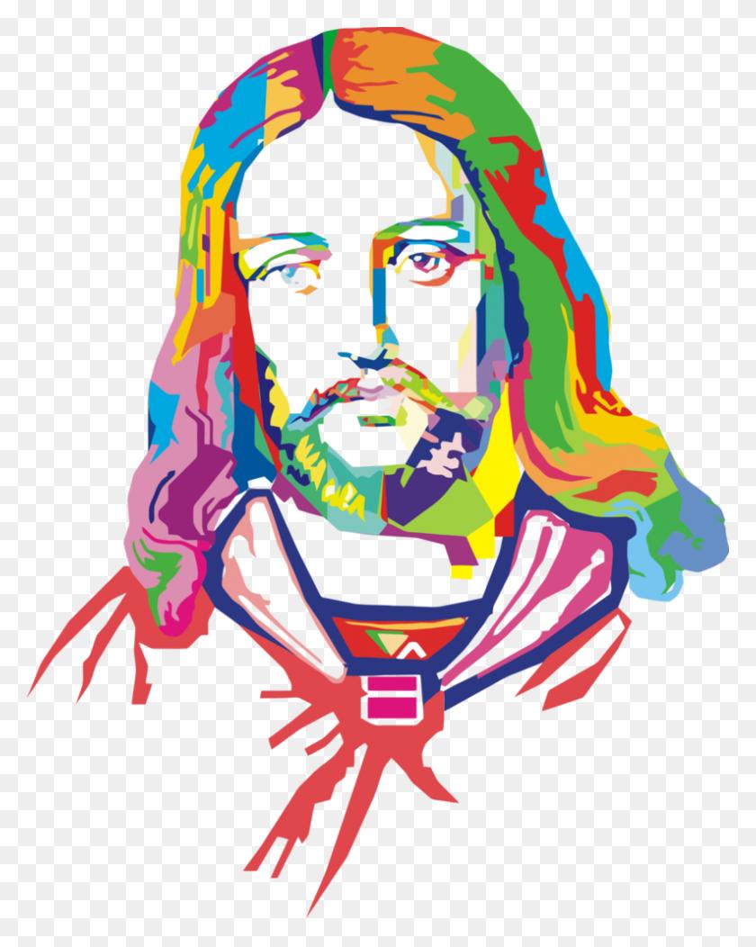Jesus - Jesus Face PNG