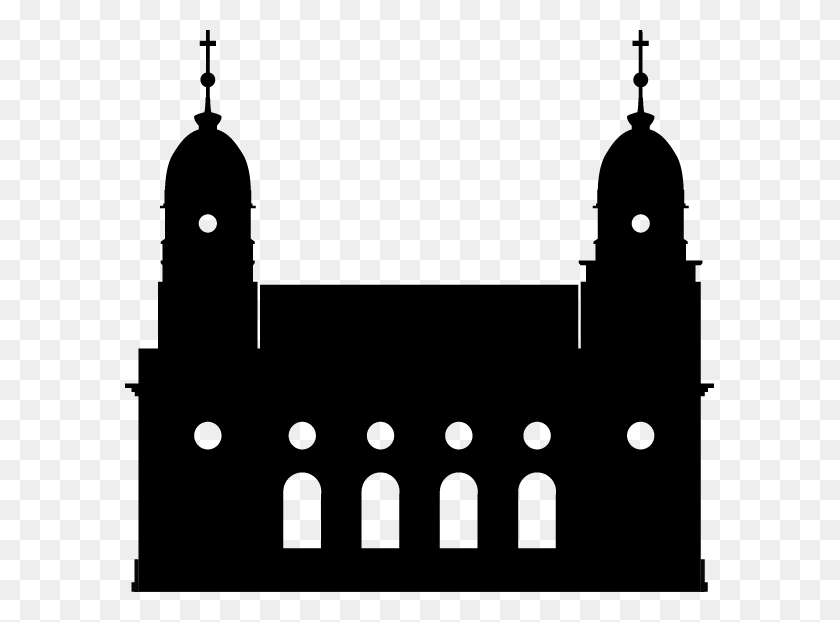 589x562 Jewish Route Iasi Travel - Synagogue Clipart