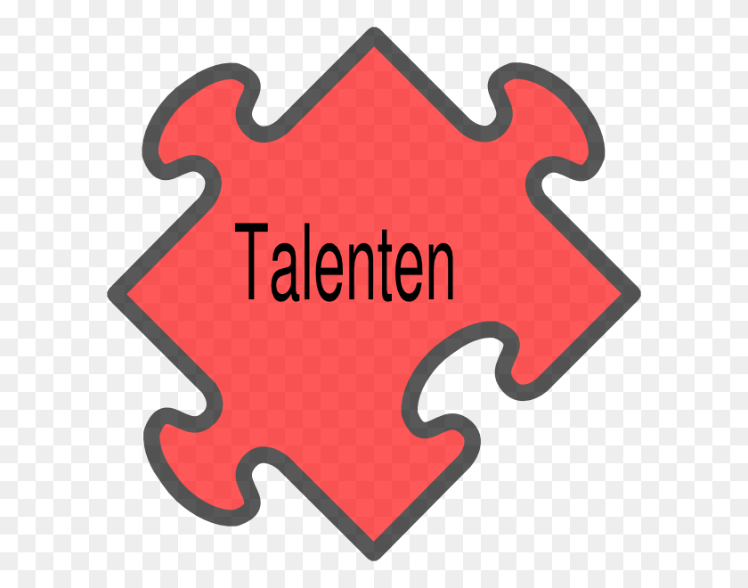 Jigsaw Talent Clip Art - Talent Clipart